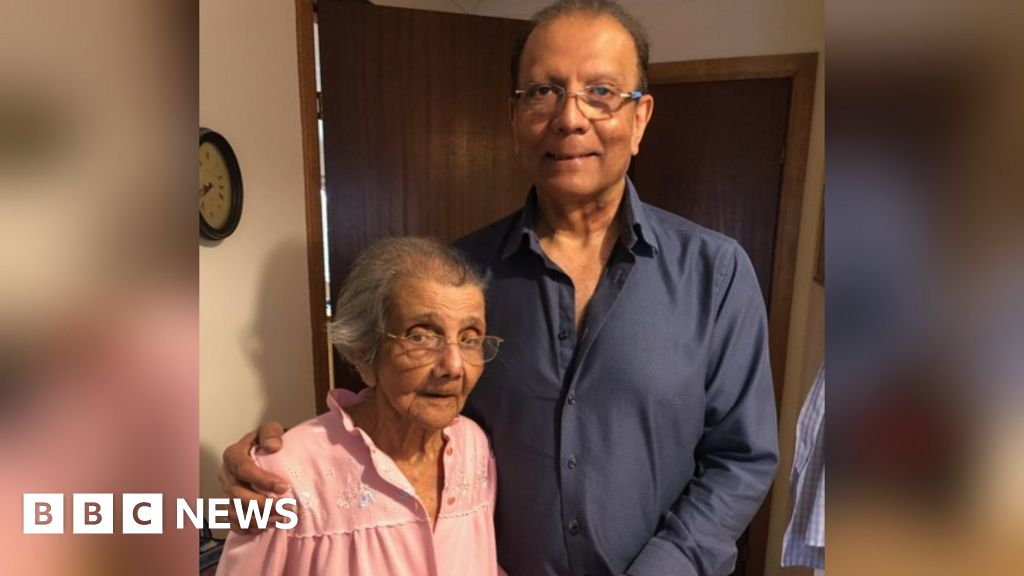 """""""My 98-year-old mother recovered from coronavirus"""