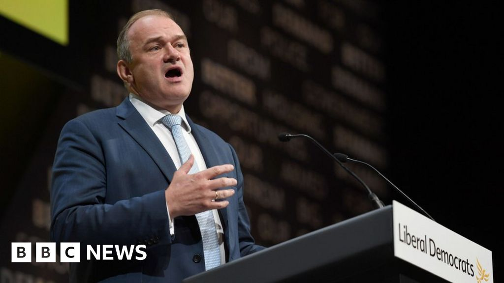 General election 2019: Lib Dems pledge £100bn climate fund over five years