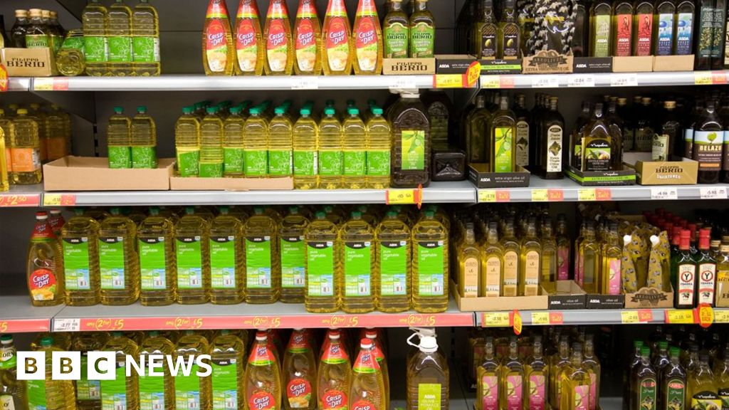 Which oils are best to cook with? - BBC News