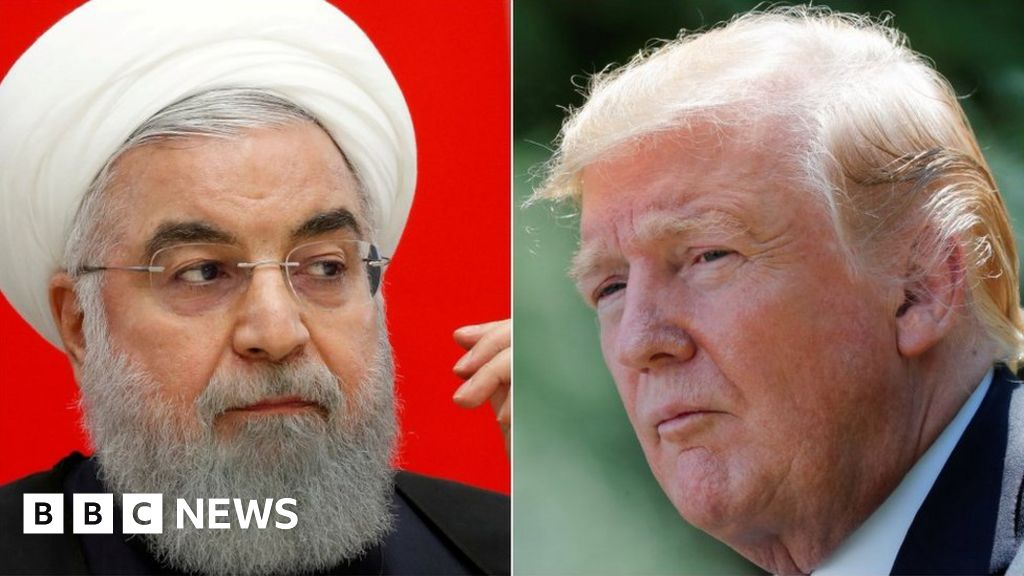 Trump: War would mean 'end of Iran'