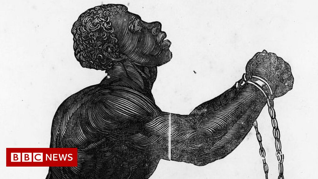 'My Nigerian great-grandfather sold slaves'