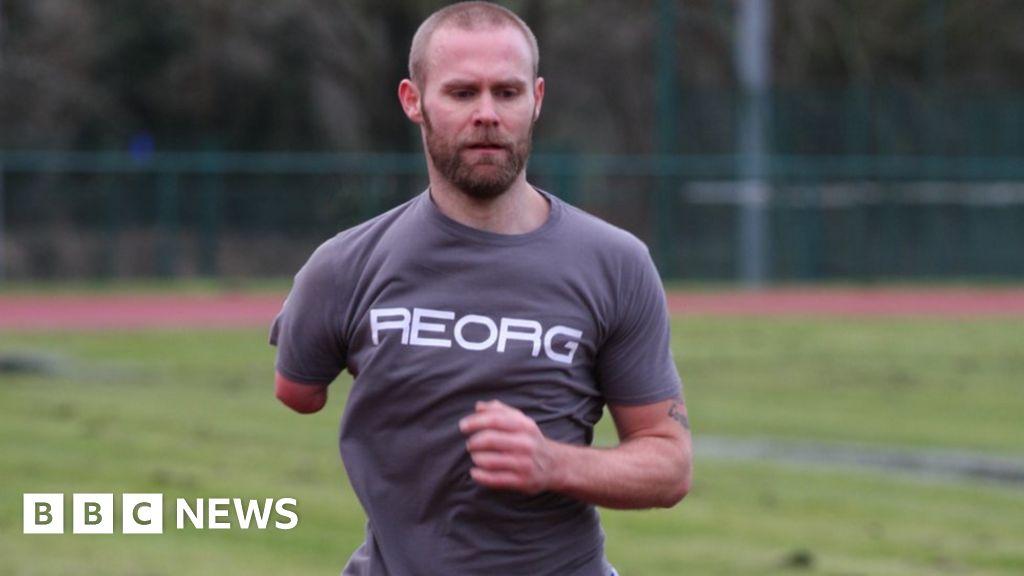 Triple-amputee commando Mark Ormrod raises more than £150k for charity