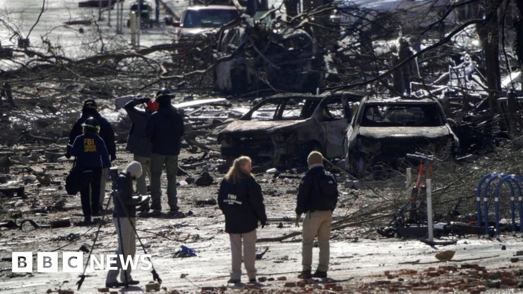 Nashville explosion: Police probe conspiracy theory motive