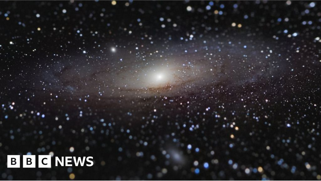 Astronomy Photographer of the Year 2020: Andromeda Galaxy image wins top prize
