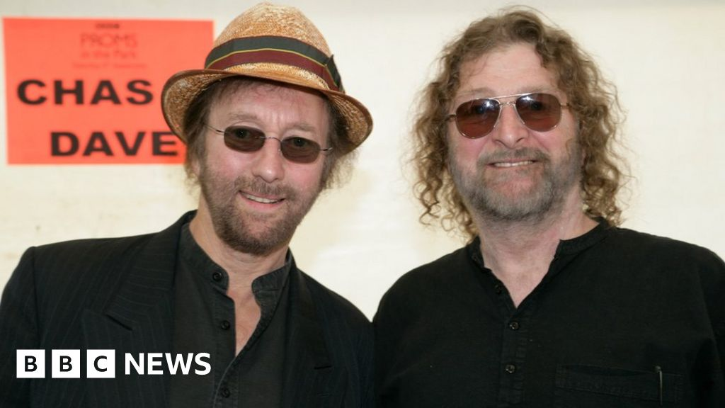 Chas from Chas and Dave dies aged 74
