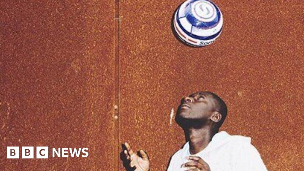 Football journeyman to video game star