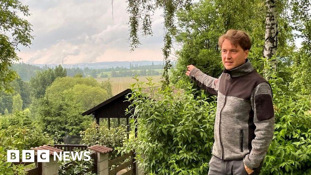 Turow: An extensive coal mine in Poland angers neighbors