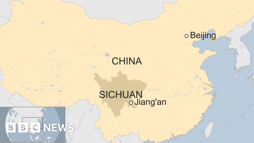 102506960 chinajiang'an9760718 - China industrial park explosion kills 19