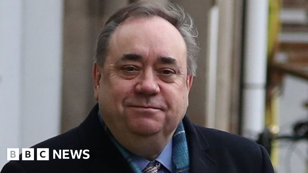 Woman says Alex Salmond kissed her after doing zombie impression