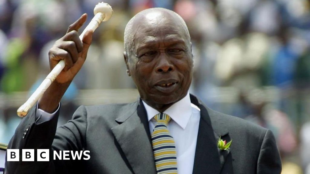 Daniel arap Moi: As Kenyans, the President learned to laugh,