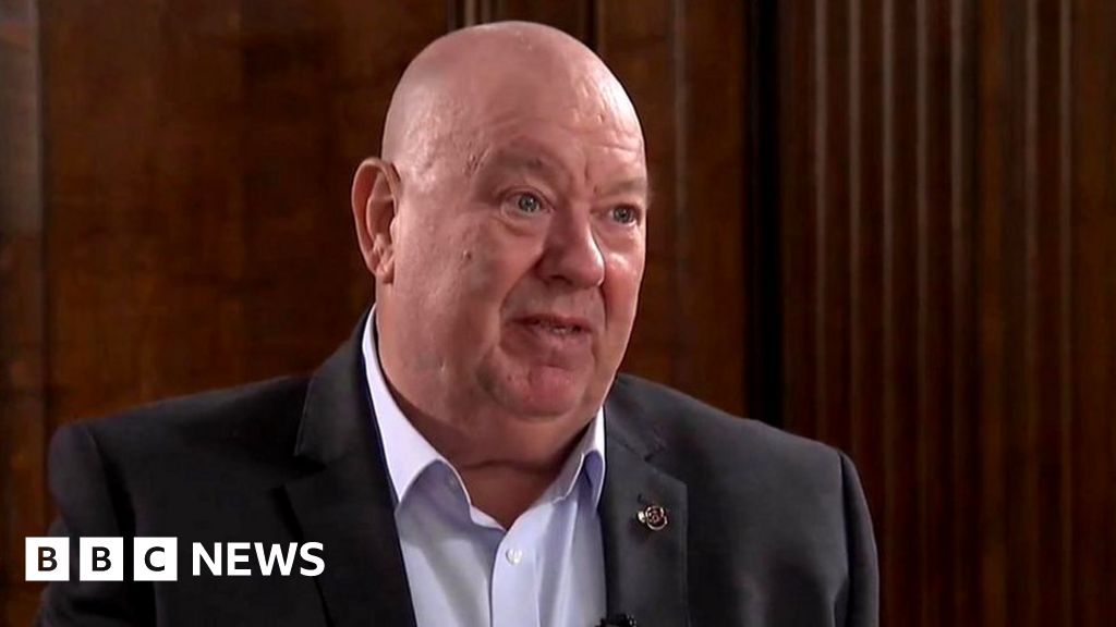 Liverpool Mayor Joe Anderson arrested in bribery probe