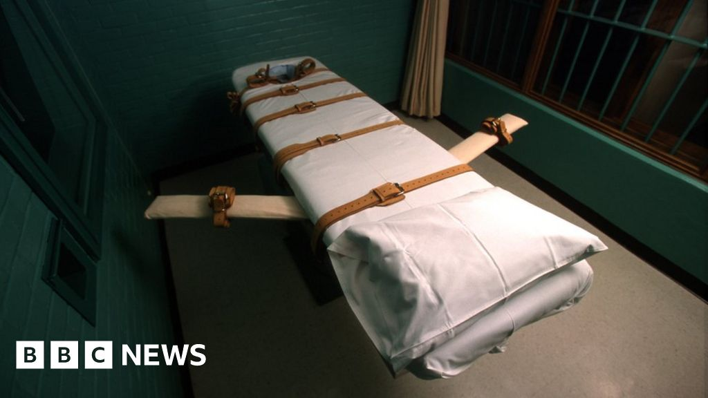 California governor halts executions thumbnail