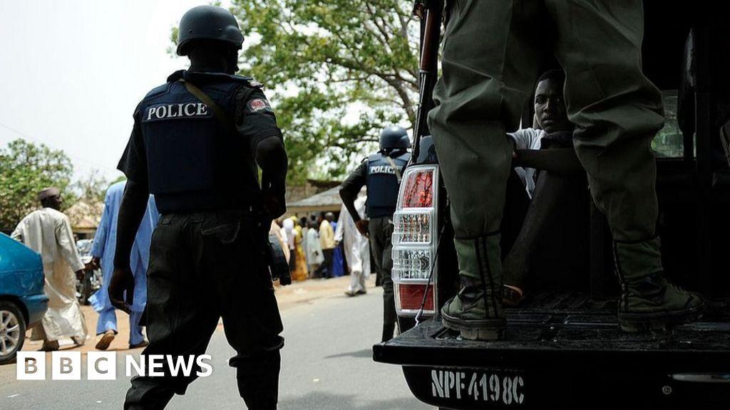 Coronavirus: Security forces kill more Nigerians than Covid-19 - BBC News