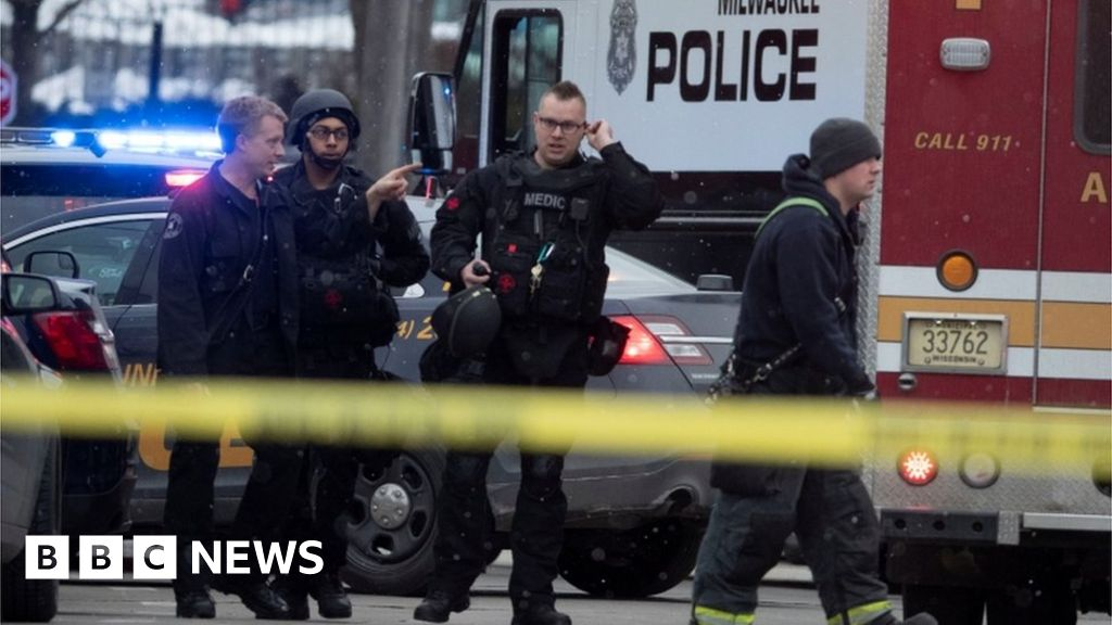 At least five dead in Milwaukee shooting at Molson Coors beer company