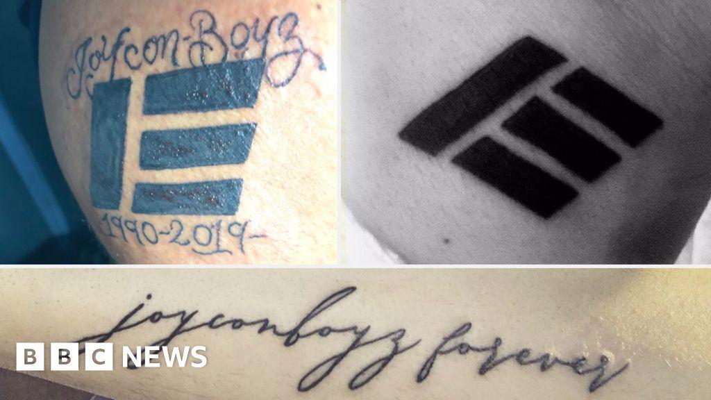 YouTube star Etika's fans tattooed in his memory