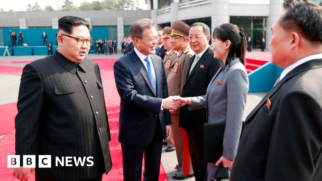 """North Korea: Kim Jong-un holds the military action"""" against the South"""