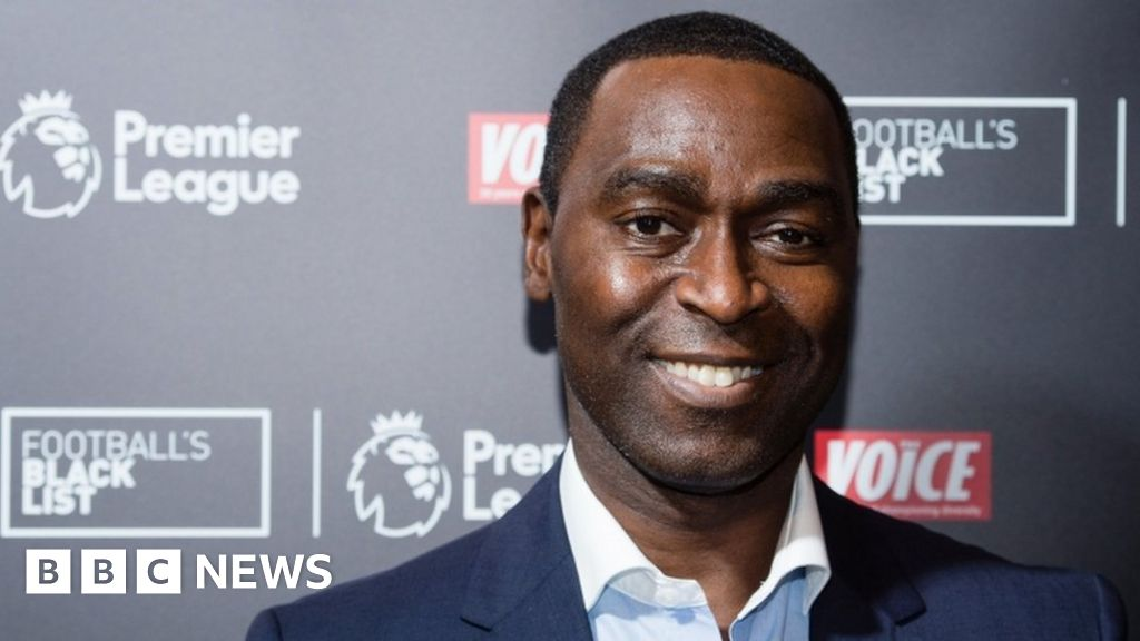 Andrew Cole Former Manchester United And England Star Has Kidney Op Bbc News