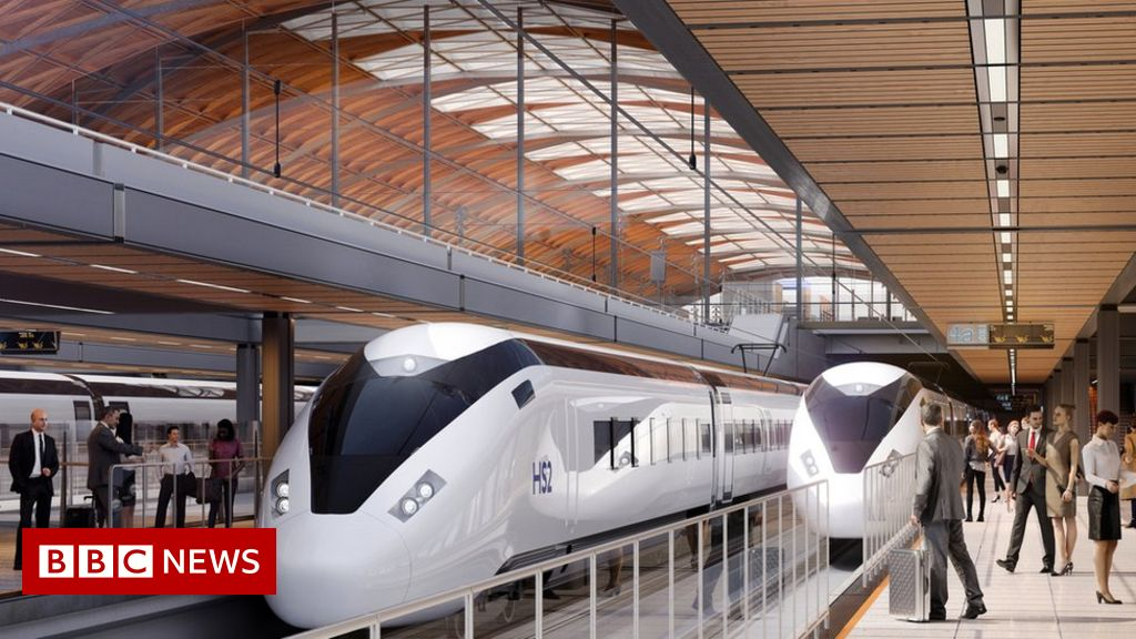 HS2: UK in talks with China about the construction of high-speed line