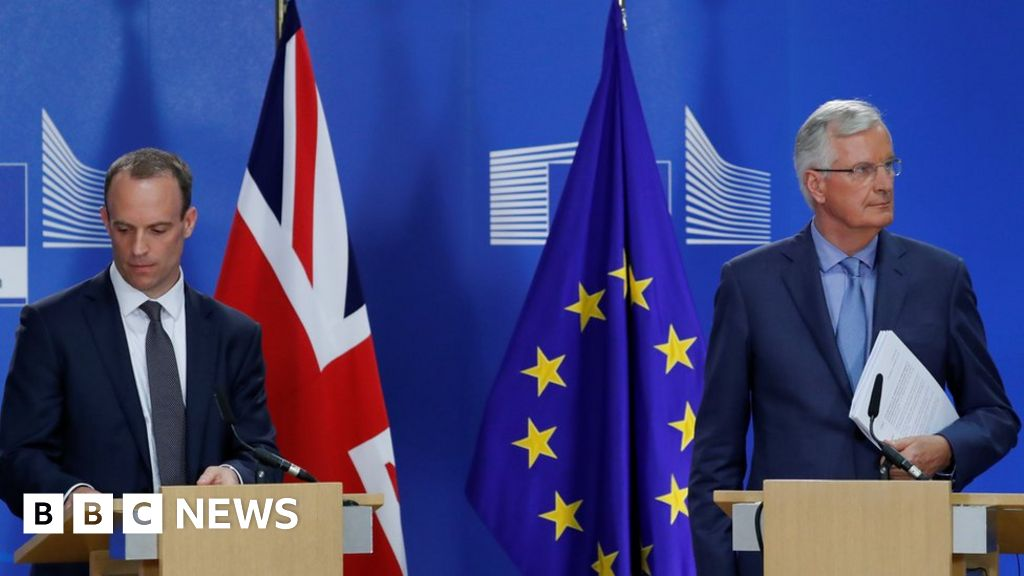 Brexit: Government set to publish no-deal advice