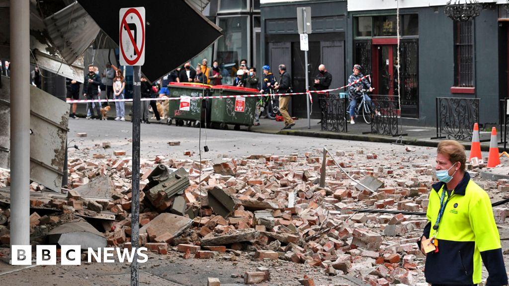 melbourne earthquake - photo #16