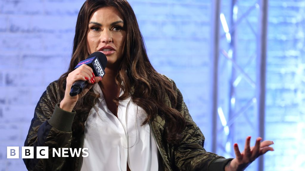 Disability hate crime: MPs back Katie Price over online abuse