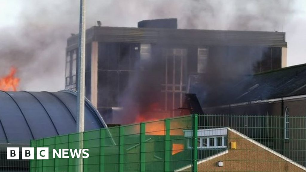 Peebles High School fire: Boy charged of wilful fireraising thumbnail