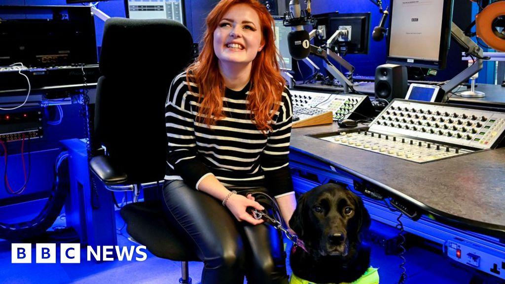 Covid-19: Guide dog delays like 'losing eyesight all over again'