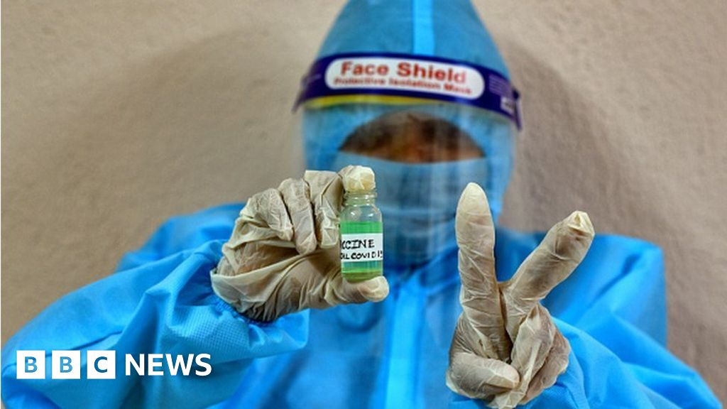 India Covid-19: From losing loved ones to volunteering for a vaccine