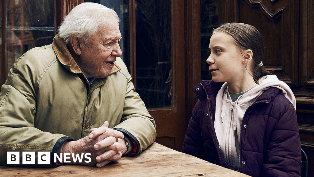 Greta Thunberg: Meeting David Attenborough was 'indescribable'