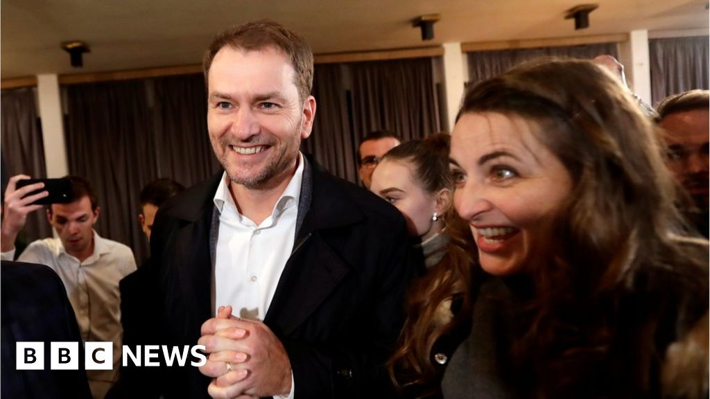 Slovakia election: Anti-corruption party wins most votes thumbnail