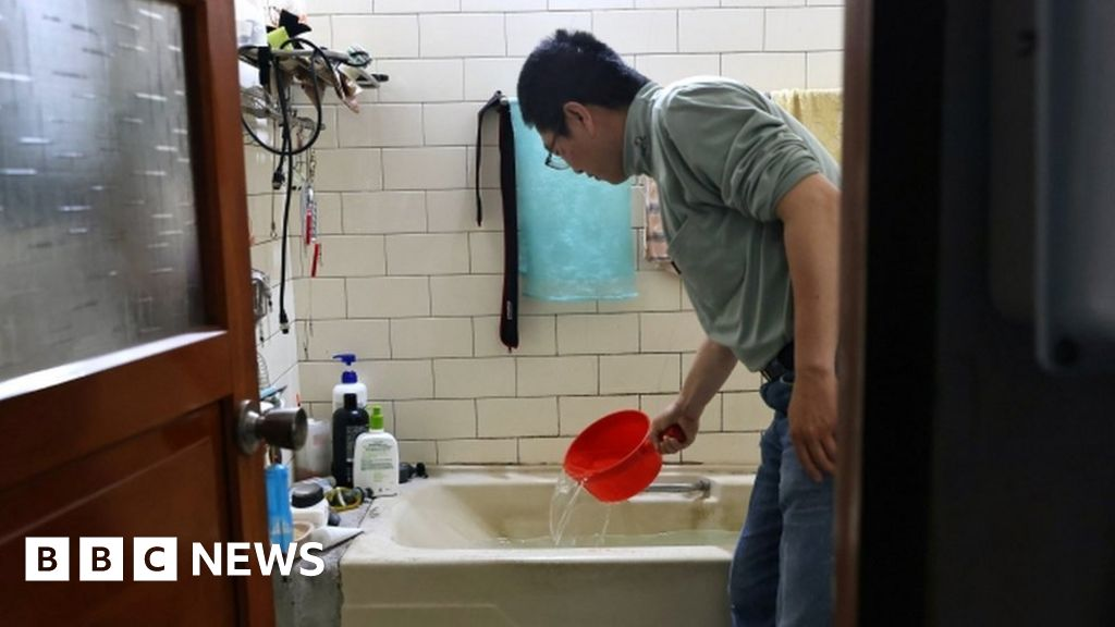 Drought-hit Taiwan rations water to protect tech