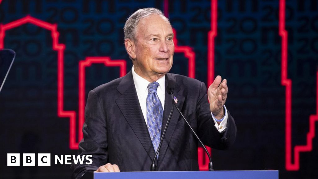 Bloomberg to join the democratic debate in the midst of poll surge