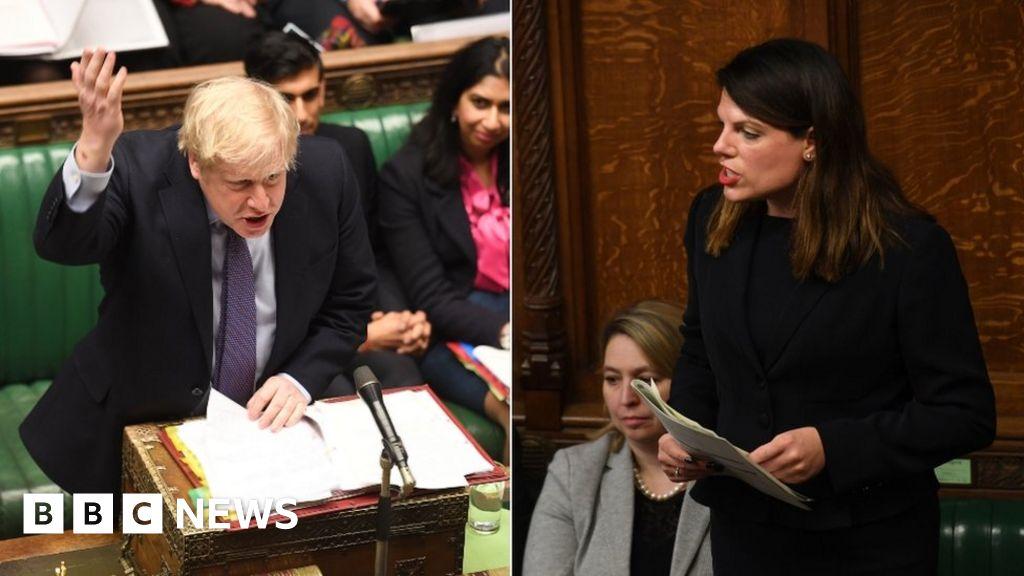 "Boris Johnson, Muslim comments ""evaluated really badly,"" says Caroline Nokes"