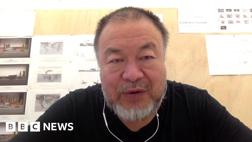 Ai Weiwei: 'The darkest day for Hong Kong' thumbnail