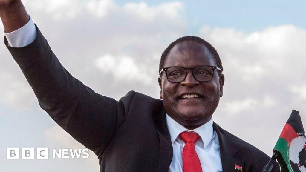 Malawi opposition leader wins historic poll rerun thumbnail
