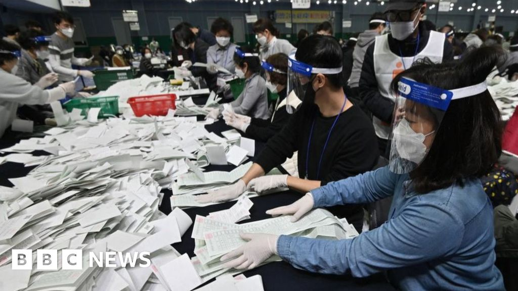 South-Korea-elections: ruling party wins in the middle of the Corona-Virus outbreak