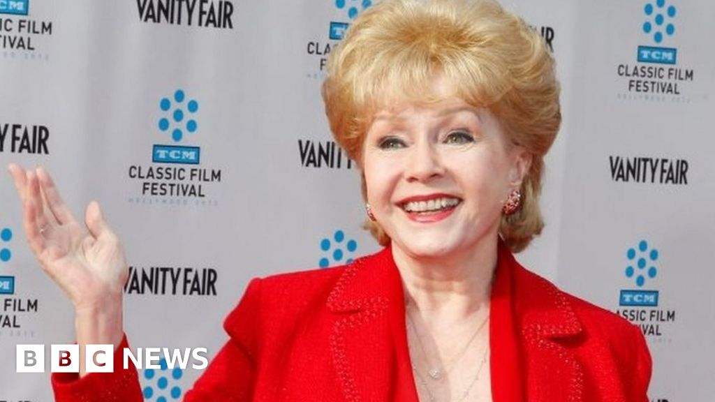 Obituary: Debbie Reynolds, a wholesome Hollywood icon