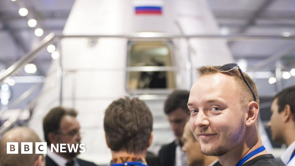 Russian space official Safronov arrested due to treason