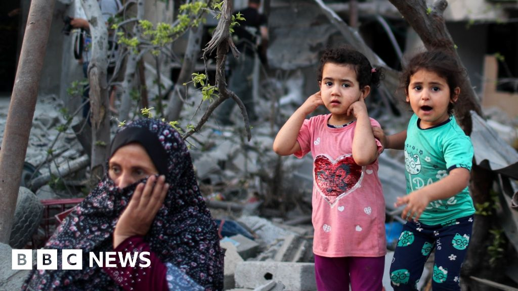 The dilemma of rebuilding Gaza without rearming Hamas – BBC News
