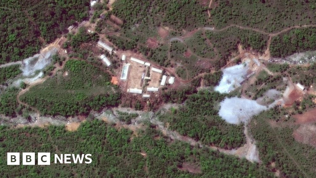 North Korea nuclear test tunnels at Punggye-ri 'destroyed'
