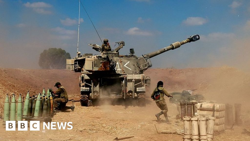 Israel intensifies its attacks on Gaza when the conflict enters its fifth day