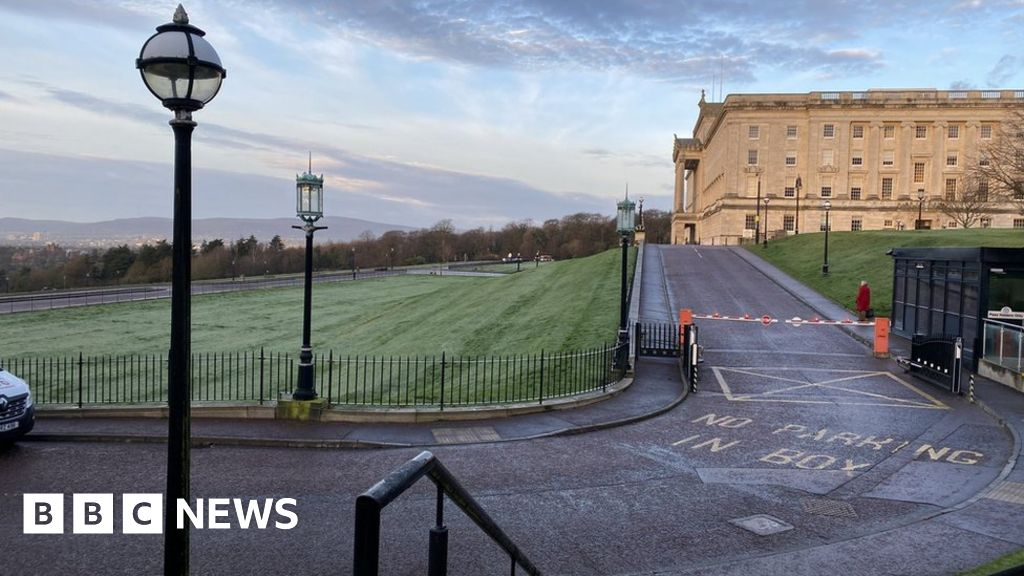 Stormont talks: Julian Smith,  holding NI to ransom  with deal