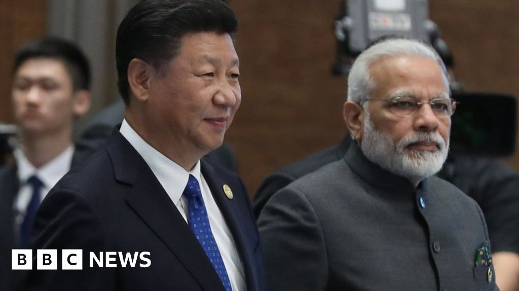 India China Why Is Modi Meeting Xi Now Bbc News