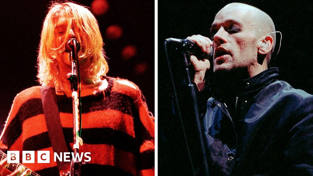 """You will hear a new, unformatted version of REM  s"""" Elegy and Eulogy """" for Kurt Cobain"""
