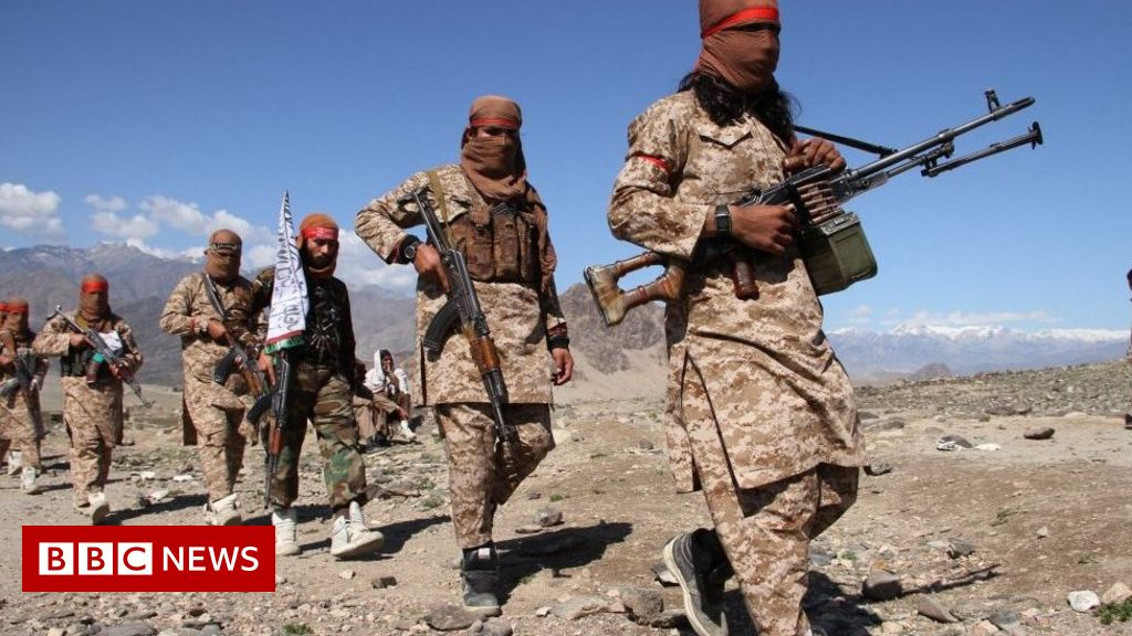 The Taliban were removed from power in Afghanistan by US-led forces in 2001, but the group has been on the offensive in recent months and is now on th