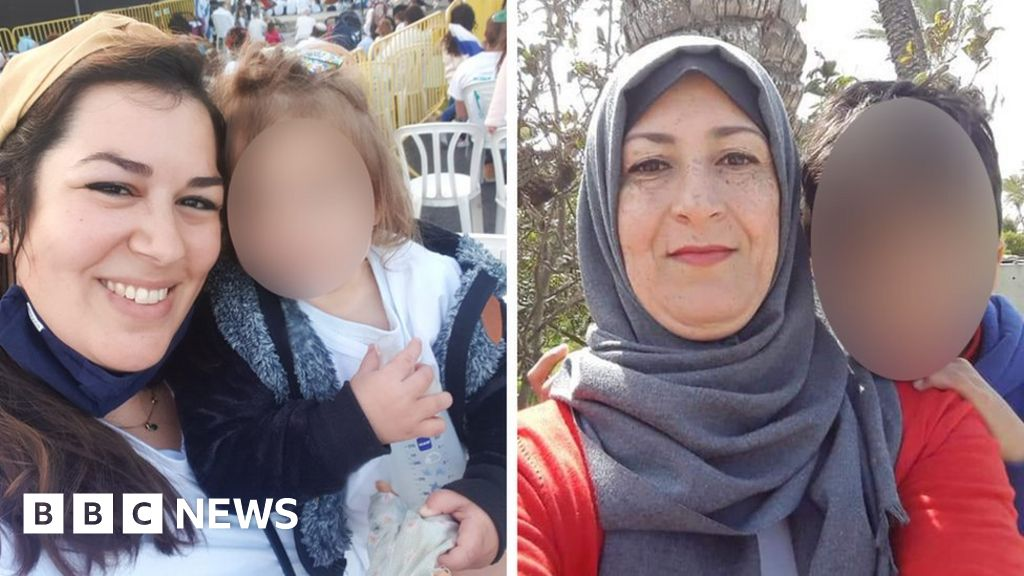 'We cannot sleep': Mothers caught in the Israel-Gaza conflict