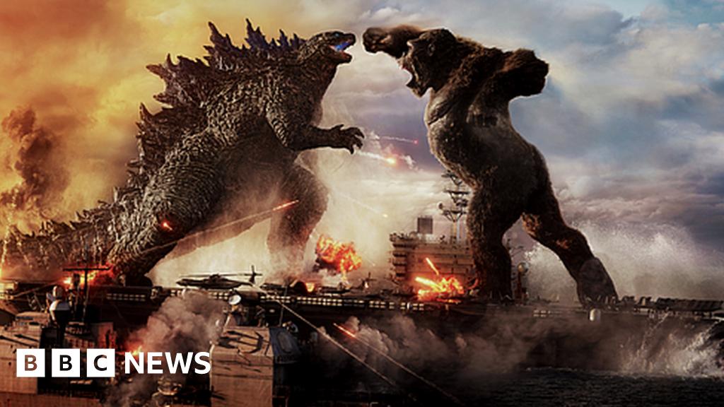 Godzilla Vs. Kong reports monster box office sales