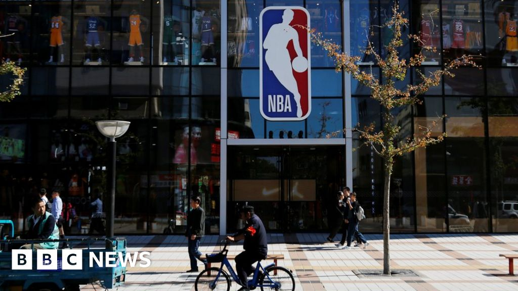 Chinese TV scraps plans to show NBA exhibition games