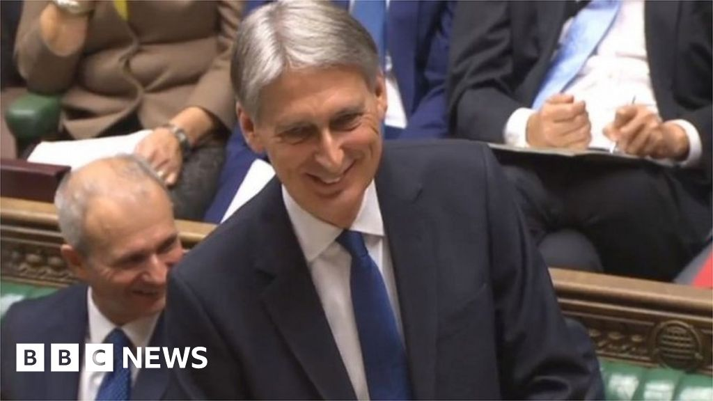 Bbc News Twitter: Hammond Announces First Budget Date