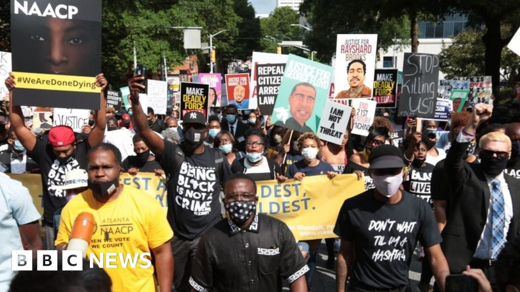 Atlanta police shoot-out: Rayshard Brooks  family calls for justice